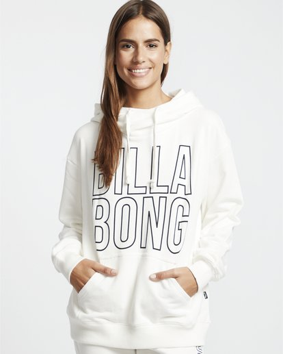 0 Legacy Hood - Hoodie for Women White S3HO02BIP0 Billabong