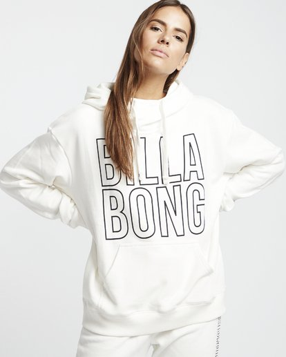 1 Legacy Hood - Hoodie for Women White S3HO02BIP0 Billabong