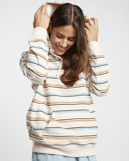 3 Beach Day Hood - Sweatshirt für Damen Mehrfarbig S3HO04BIP0 Billabong