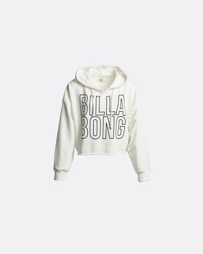 3 Legacy Soul Babe - Sweatshirt für Damen Weiss S3HO08BIP0 Billabong