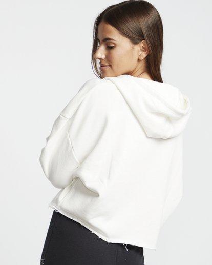 2 Legacy Soul Babe - Sweatshirt für Damen Weiss S3HO08BIP0 Billabong