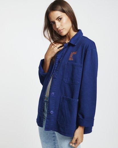 1 Working Woman - Jacke für Damen  S3JK03BIP0 Billabong