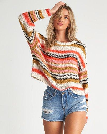 2 Easy Going - gestreifter Pullover für Damen  S3JP04BIP0 Billabong