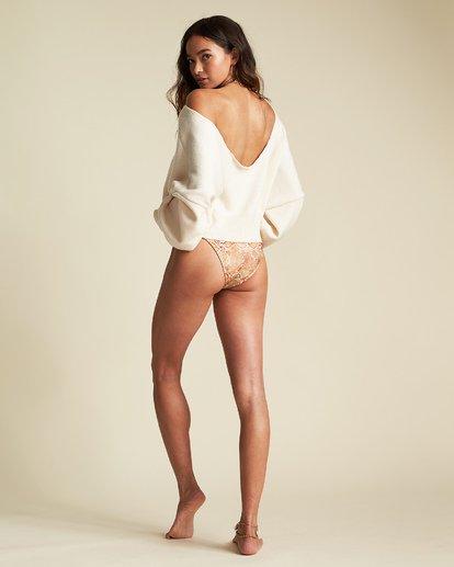 5 Match Maker Sweater - Sudadera holgada para Mujer Beige S3JP07BIP0 Billabong