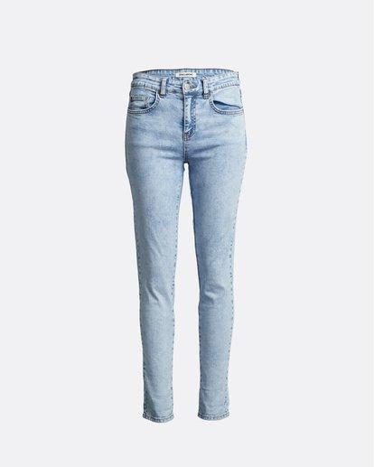 3 Shore Line - High Waisted Jeans für Damen Weiss S3PN01BIP0 Billabong