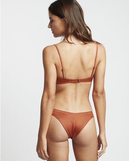 2 S.S Hike Side - Bikinihose für Damen Braun S3SB01BIP0 Billabong