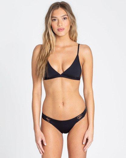 0 S.S Tropic - Braguita de bikini para Mujer Negro S3SB03BIP0 Billabong