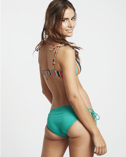 1 S.S Low Rider - Braguita de bikini para Mujer Azul S3SB04BIP0 Billabong