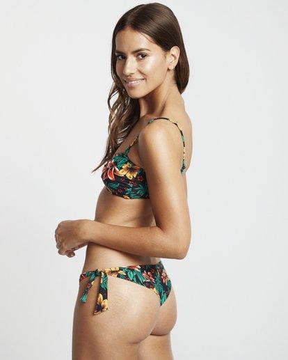 1 S.S Tanga - Braguita de bikini para Mujer Multicolor S3SB05BIP0 Billabong