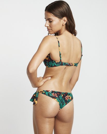 2 S.S Tanga - Braguita de bikini para Mujer Multicolor S3SB05BIP0 Billabong