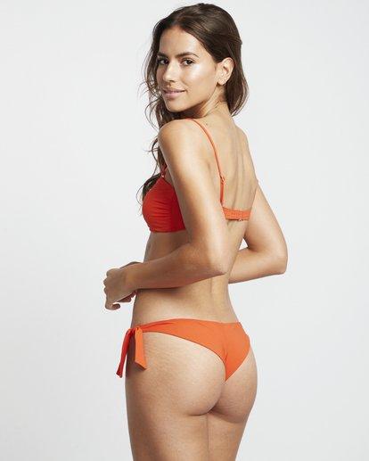 3 S.S Tanga - Braguita de bikini para Mujer Multicolor S3SB05BIP0 Billabong
