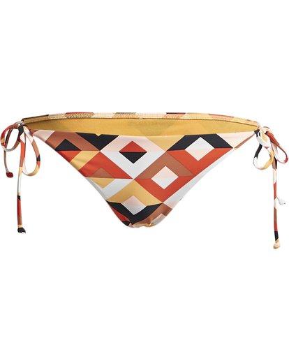 4 S.S Tie Side Tropic - Tie Side Bikini Bottoms for Women  S3SB06BIP0 Billabong
