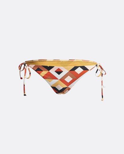 3 S.S Tie Side Tropic - Tie Side Bikini Bottoms for Women  S3SB06BIP0 Billabong