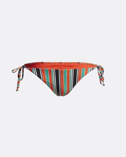 3 S.S Tie Side Tropic - Braguita de bikini con lazada lateral para Mujer Multicolor S3SB06BIP0 Billabong