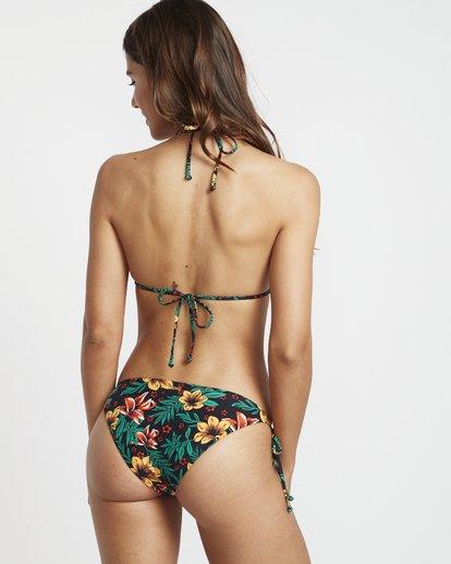 1 S.S Tie Side Tropic - Braguita de bikini con lazada lateral para Mujer Multicolor S3SB06BIP0 Billabong
