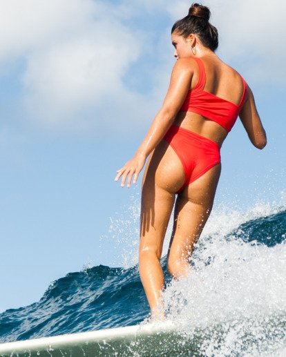 0 S.S Maui Rider - Braguita de bikini para Mujer Multicolor S3SB08BIP0 Billabong