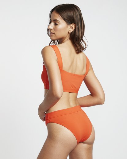 3 S.S Maui Rider - Braguita de bikini para Mujer Multicolor S3SB08BIP0 Billabong