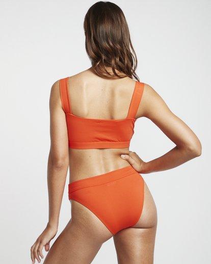 4 S.S Maui Rider - Braguita de bikini para Mujer Multicolor S3SB08BIP0 Billabong