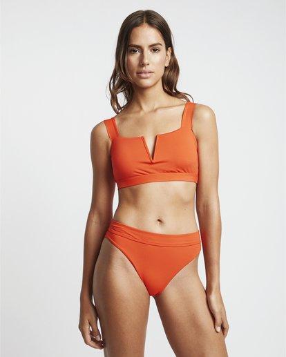 1 S.S Maui Rider - Braguita de bikini para Mujer Multicolor S3SB08BIP0 Billabong