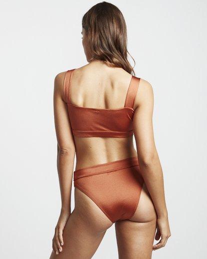 1 S.S Maui Rider - Bikinihose für Damen Braun S3SB08BIP0 Billabong