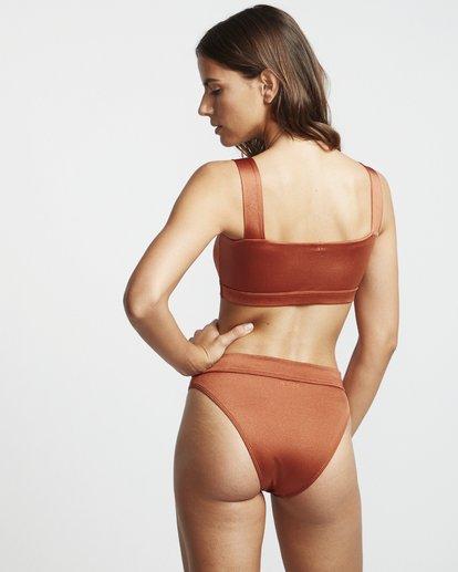 2 S.S Maui Rider - Bikinihose für Damen Braun S3SB08BIP0 Billabong