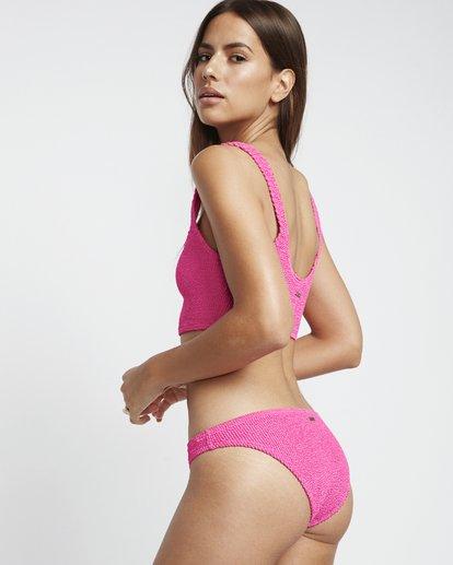 2 Summer High Tropic - Bikinihose für Damen Rosa S3SB13BIP0 Billabong