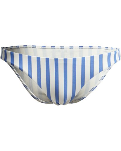 3 Blue By U Tropic - gestreifte Bikinihose für Damen Mehrfarbig S3SB18BIP0 Billabong