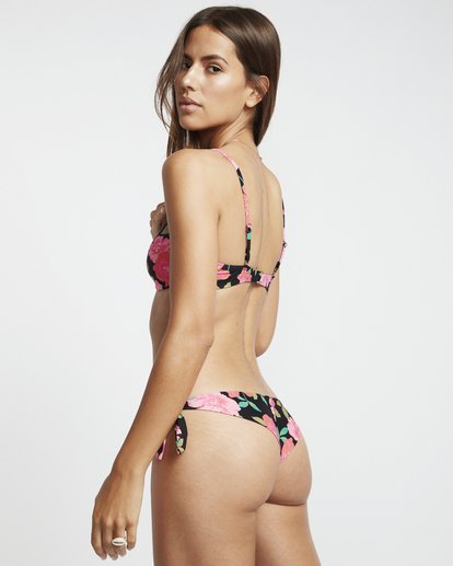3 Sweet Song Tanga - Bikinihose für Damen Schwarz S3SB20BIP0 Billabong