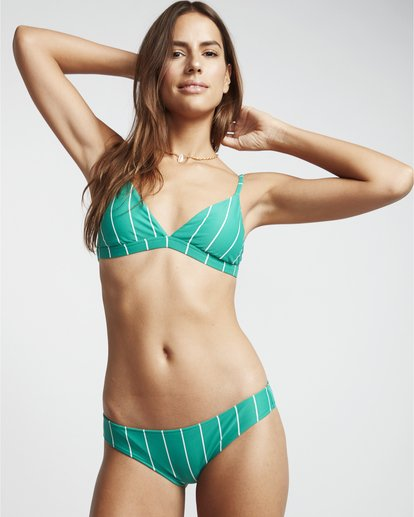 0 Emerald Bay Biarritz - Braguita de bikini para Mujer Azul S3SB24BIP0 Billabong