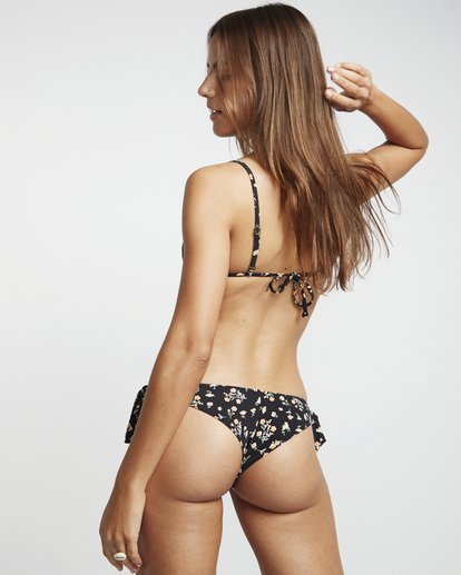 2 Sweet Side Tanga - Bikinihose für Damen Schwarz S3SB35BIP0 Billabong