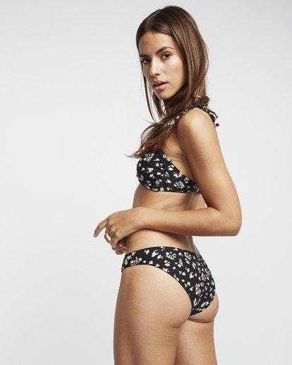 1 Sweet Side Tropic - Braguita de bikini para Mujer Negro S3SB37BIP0 Billabong