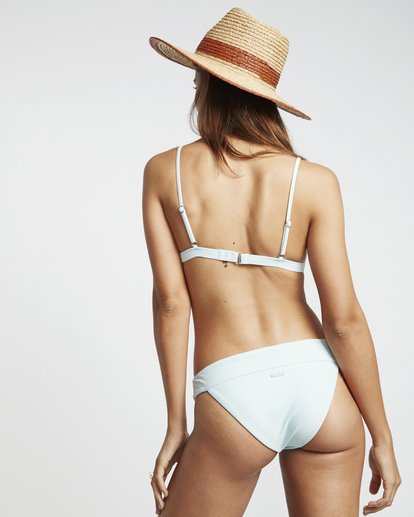 2 Rolling By Tropic - Braguita de bikini para Mujer Azul S3SB45BIP0 Billabong