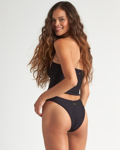 1 Wave Trip Hike - Braguita de Bikini para Mujer Negro S3SB52BIP0 Billabong