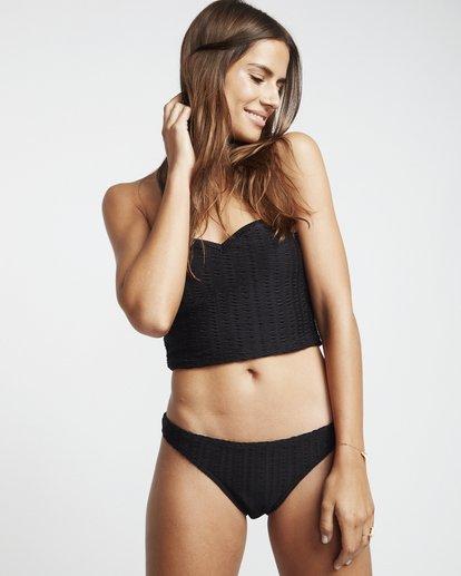1 Wave Trip Tropic - Bikinihose für Damen Schwarz S3SB53BIP0 Billabong