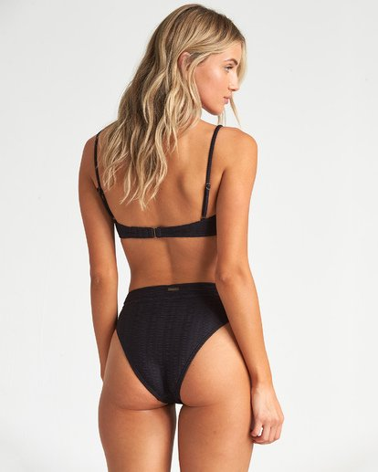 2 Wave Trip Maui - Bikinihose für Damen Schwarz S3SB54BIP0 Billabong