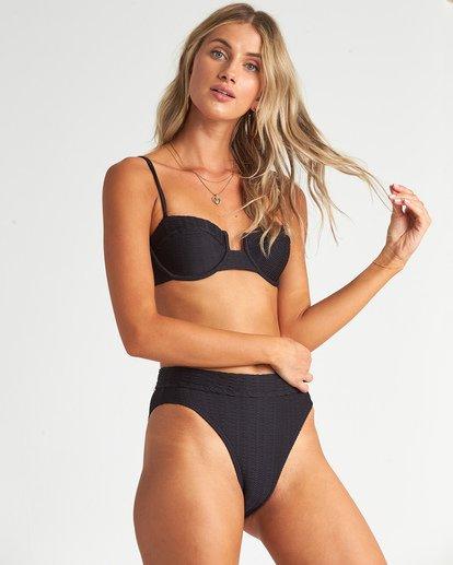 0 Wave Trip Maui - Bikinihose für Damen Schwarz S3SB54BIP0 Billabong