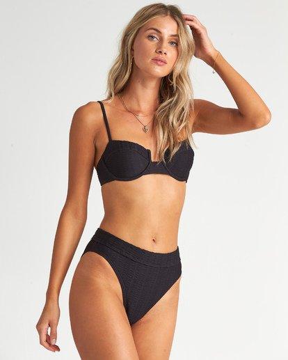 1 Wave Trip Maui - Bikinihose für Damen Schwarz S3SB54BIP0 Billabong
