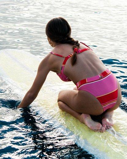 0 Tanlines Maui Rider - Braguita de bikini para Mujer  S3SB63BIP0 Billabong
