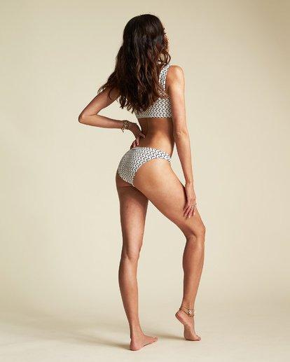 2 Sweet Siesta Tropic - Braguita de bikini estampada para Mujer Blanco S3SB66BIP0 Billabong