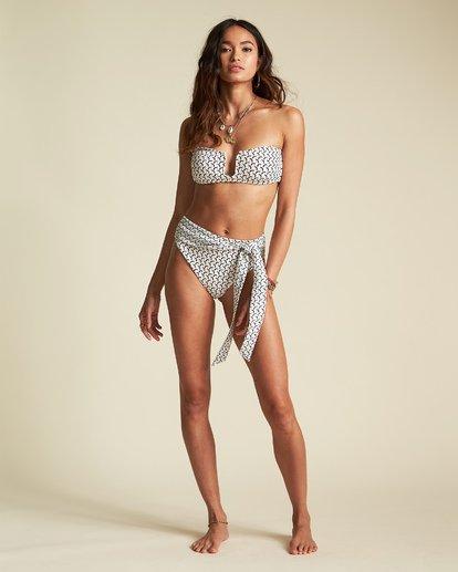 2 Sweet Siesta Rise - Bikinihose für Damen Weiss S3SB67BIP0 Billabong
