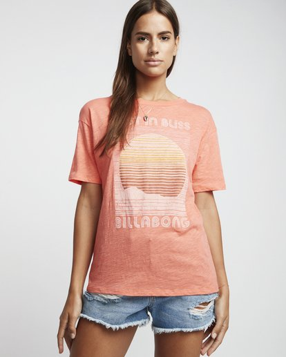 1 Lost In Adventure - Grafik-T-Shirt für Damen  S3SS08BIP0 Billabong