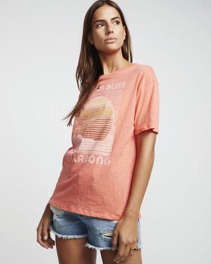 3 Lost In Adventure - Grafik-T-Shirt für Damen  S3SS08BIP0 Billabong