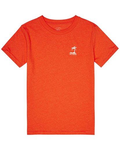 1 Babe - Camiseta para Mujer Multicolor S3SS12BIP0 Billabong