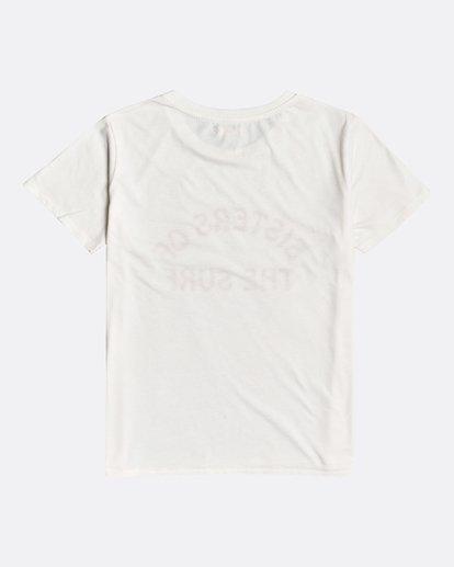 3 Eco - Graphic T-Shirt for Women White S3SS24BIP0 Billabong