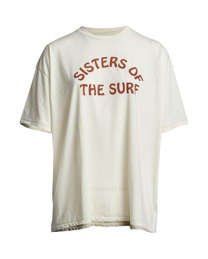 2 Eco - Grafik-T-Shirt für Damen Weiss S3SS24BIP0 Billabong