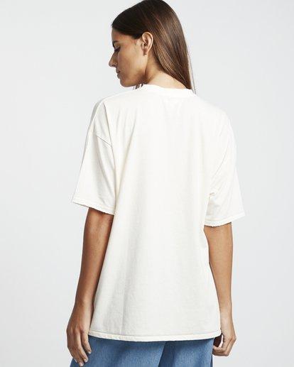 1 Eco - Graphic T-Shirt for Women White S3SS24BIP0 Billabong