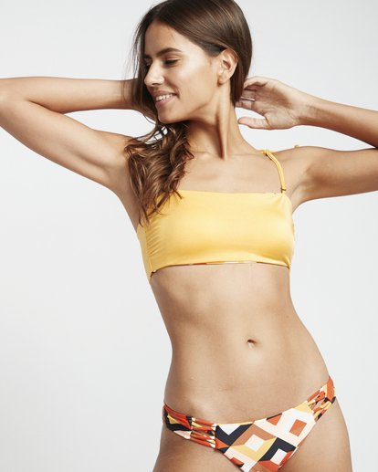 3 S.S Honolulu Tube Rev - Top de bikini para Mujer  S3ST01BIP0 Billabong