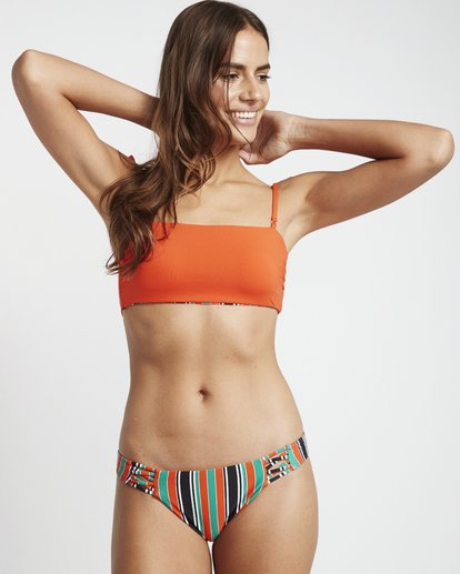 4 S.S Honolulu Tube Rev - Bikini Top for Women Multicolor S3ST01BIP0 Billabong