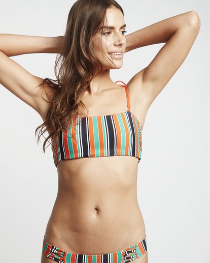 1 S.S Honolulu Tube Rev - Bikini Top for Women Multicolor S3ST01BIP0 Billabong