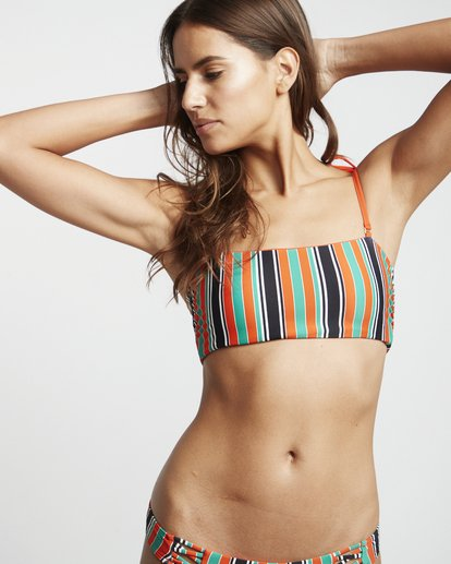 2 S.S Honolulu Tube Rev - Bikini Top for Women Multicolor S3ST01BIP0 Billabong